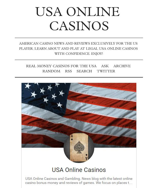 usa online casinos that take paypal