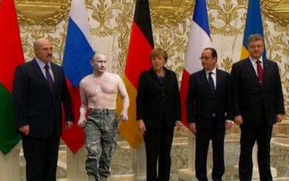"""Лукашенко: """"В Европе есть диктаторы похуже меня. Теперь я меньшее зло"""" - Цензор.НЕТ 5397"""
