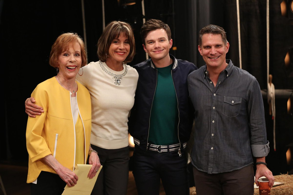 It came to an end last night. These folks made it a softer landing.  @chriscolfer @WendieMalick @hotnclevelandtv http://t.co/QdlwkZVlAR