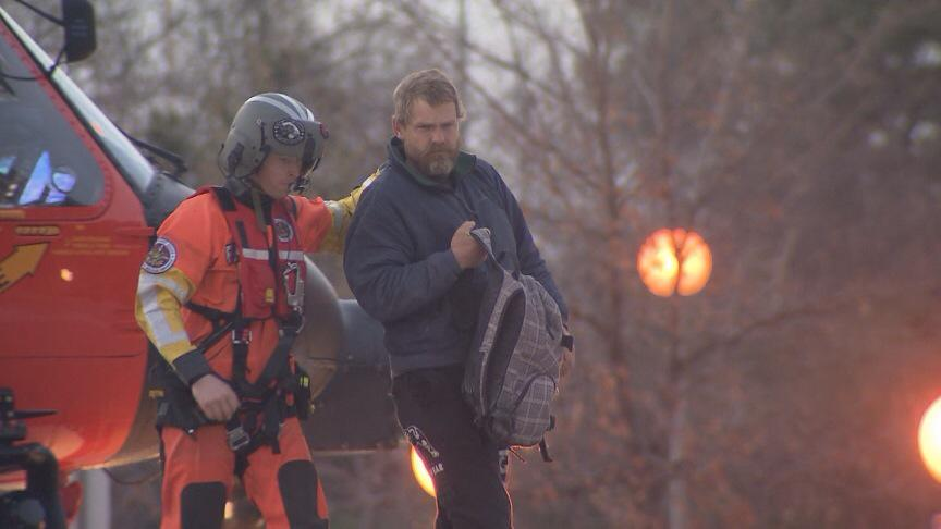 US man rescued after 66 days missing at sea