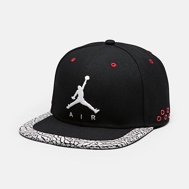 "35a011e406f3 ""Black Red"" Jordan Elephant Print hat on Nike -  http   l.j23.co 1I8Wk6B  pic.twitter.com DhUIIjsf4m"