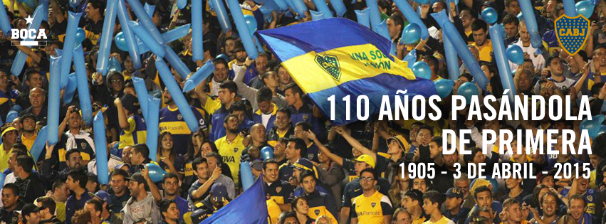 Boca Juniors | 110 años de gloria