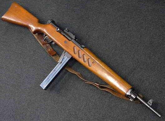 SIG MKMS短機関銃