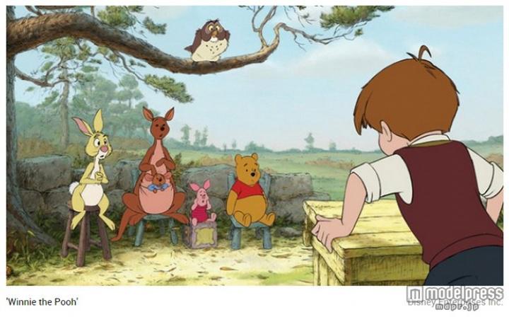 ディズニー「くまのプーさん」実写化へ http://t.co/gw9tPoVlOx #モデルプレスディズニー #くまのプーさん #実写化 #ディズニー