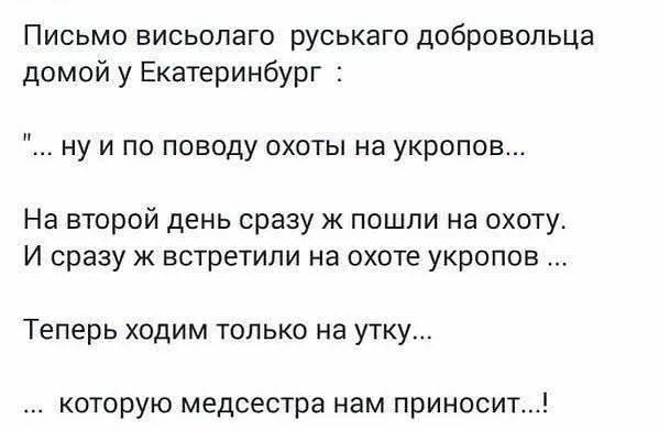 """""""Я и готовить, и стрелять успеваю. Сегодня будет супчик на курочке"""", - украинские бойцы продолжают противостояние с террористами в районе Широкино - Цензор.НЕТ 2310"""