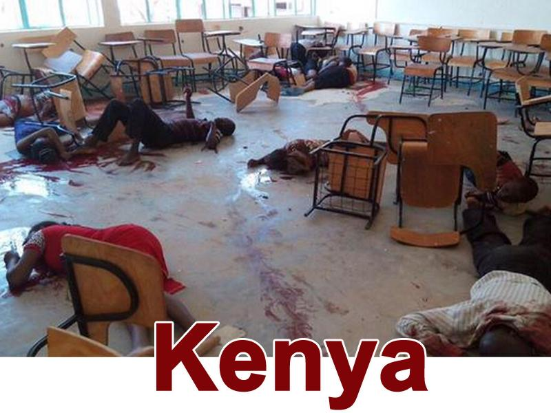 #KenyaAttack #PeshawarAttack  Terrorism indeed has no race, caste or creed. http://t.co/vDcCcnp4pN