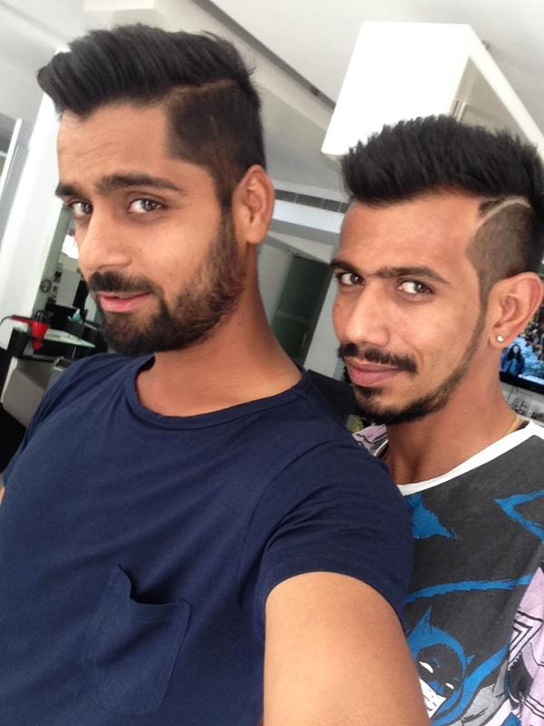 Indian Cricket Team On Twitter New Session New Hair Style Rt