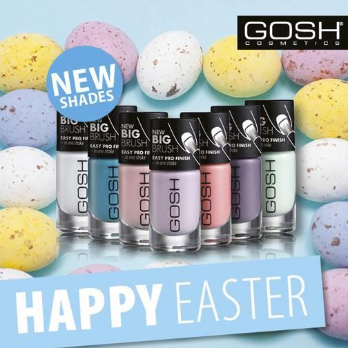 Good Friday #competition! For a chance to win our SS15 pastel nail lacquers simply RT & Follow! #Easter #GoodFriday http://t.co/Bdk6LQzeqn