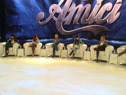 Gossip Amici 2015: Emma Marrone, Mattia Briga, Fabio Borriello e Ludovica Chiodo
