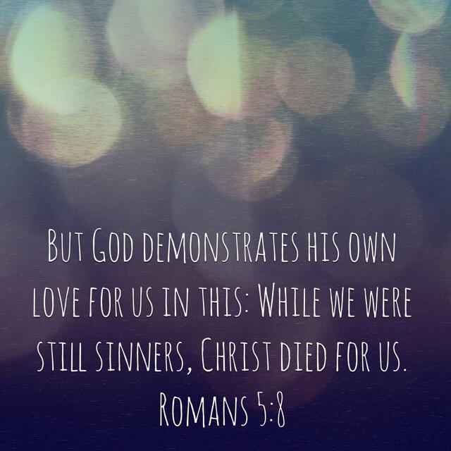 Romans 5:8 #goodfriday http://t.co/s90KjRIg8s