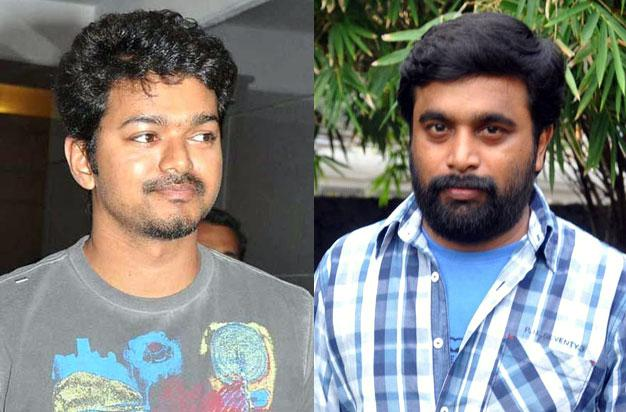 Sasikumar completes script for Vijay 60