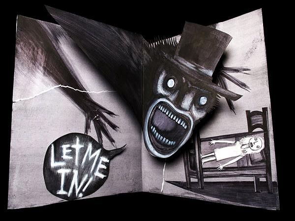 The Babadook - Scary as hell...
