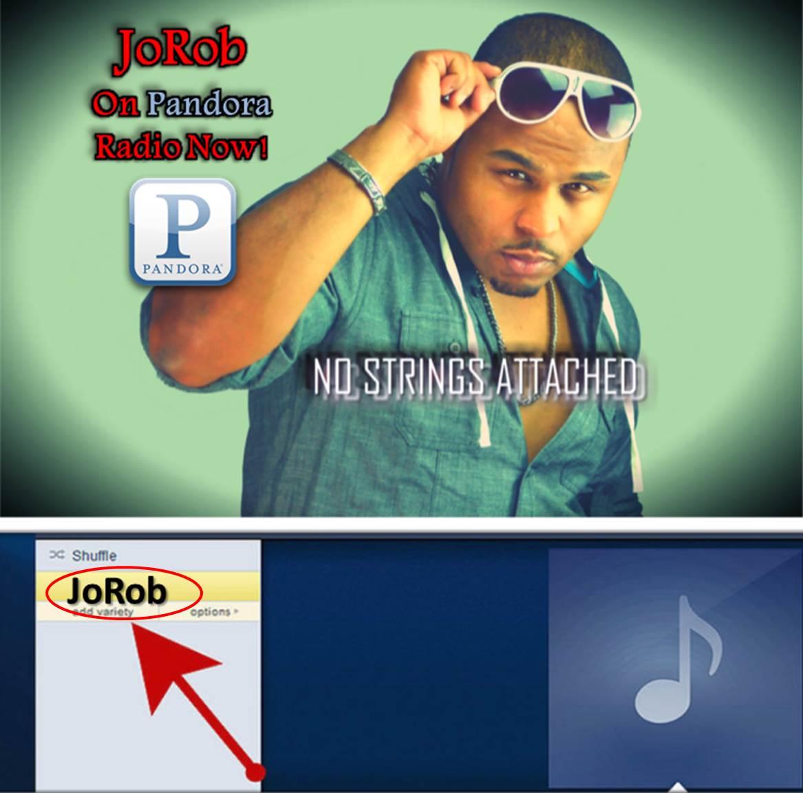 Listen 2 @JoRobisMusic on @pandora_radio (@SonyMusicGlobal)Today add JoRob 2 ur #Pandora Radio http://t.co/yU48aHmwVw http://t.co/ZP6yg4OR8S