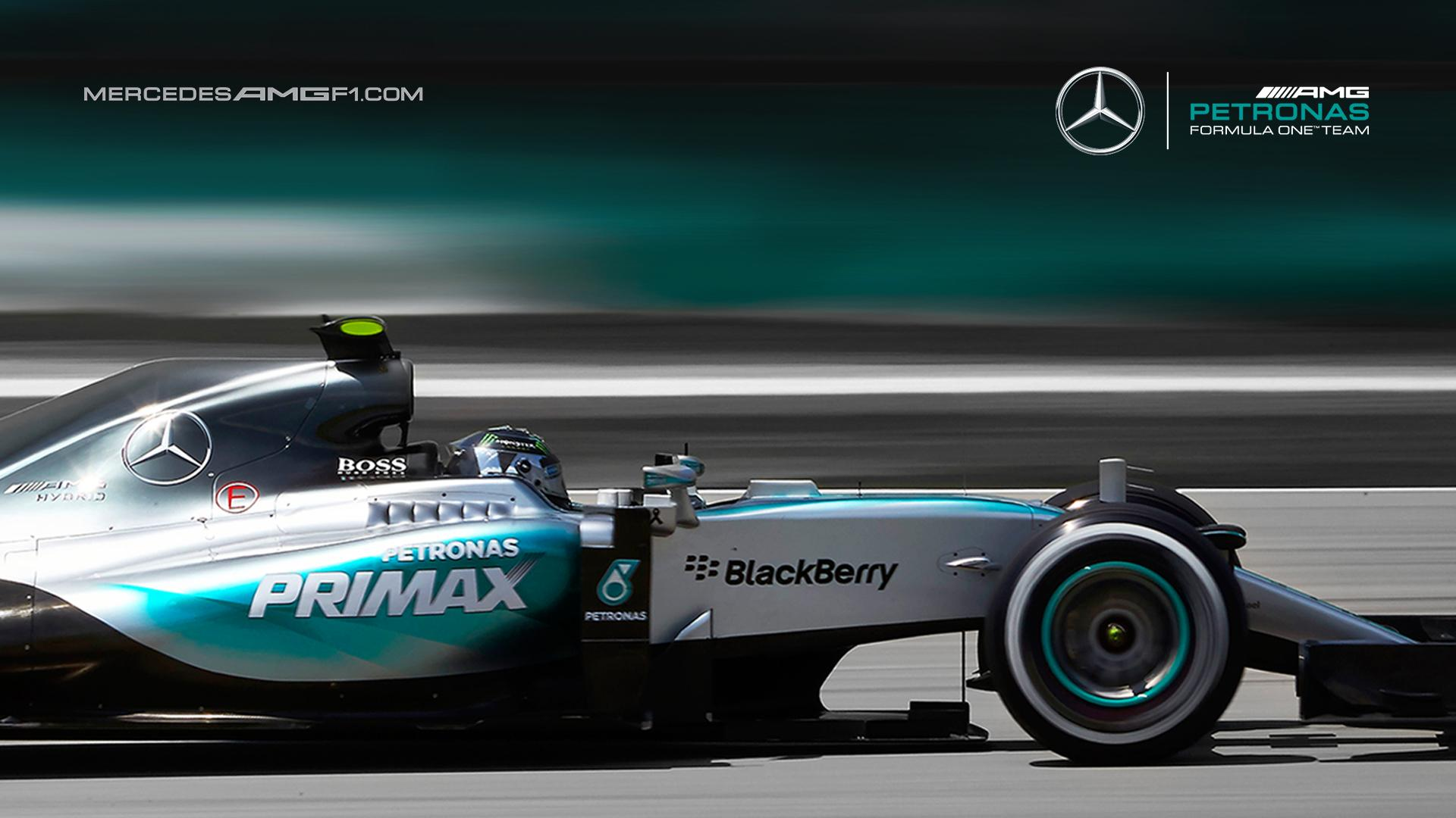 mercedes amg f1 on twitter new 2015 wallpaper selection now available for desktop mobile. Black Bedroom Furniture Sets. Home Design Ideas