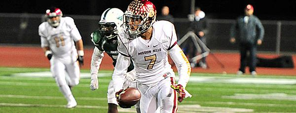 Cali DB Troy Warner picks Oregon thumbnail