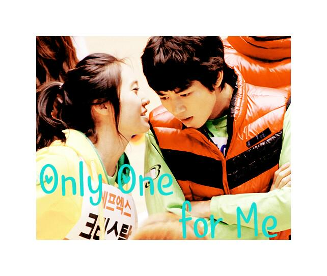 Only one for me [ Pt. 1 ]