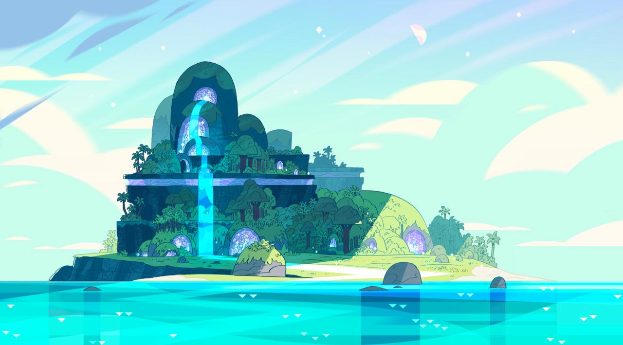 Island Adventure Steven Universe