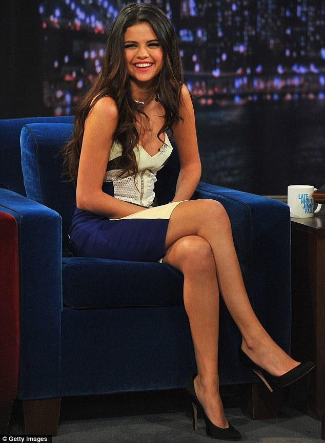 Selena Gomez Updates On Twitter Rt For Selenas Legs Fav For Demis Legs Selenagomez The Heart Wants What It Wants Hittheroad Radiodisney