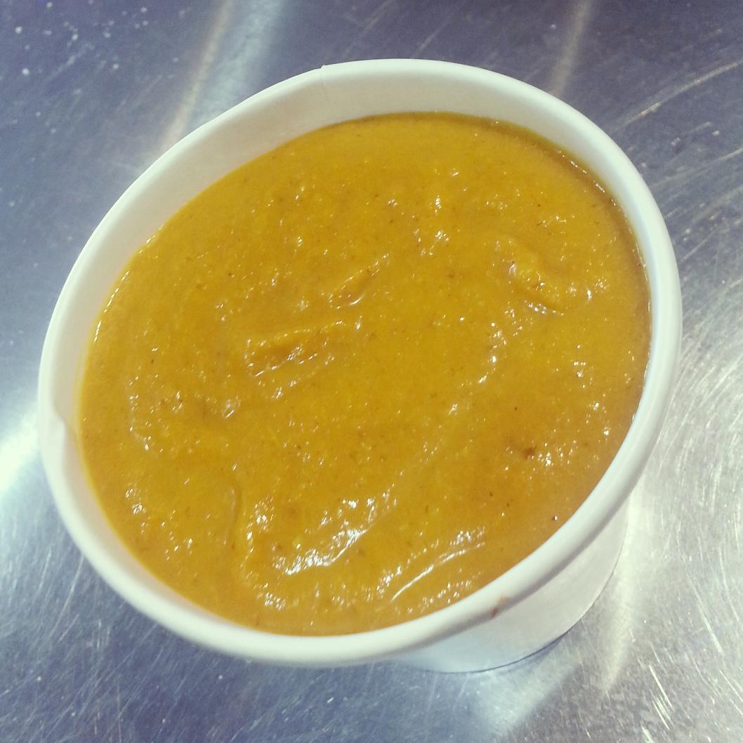 Current #Soup special - Curry Carrot! #JunctionTO #soupsup http://t.co/Gby6kc8eYv