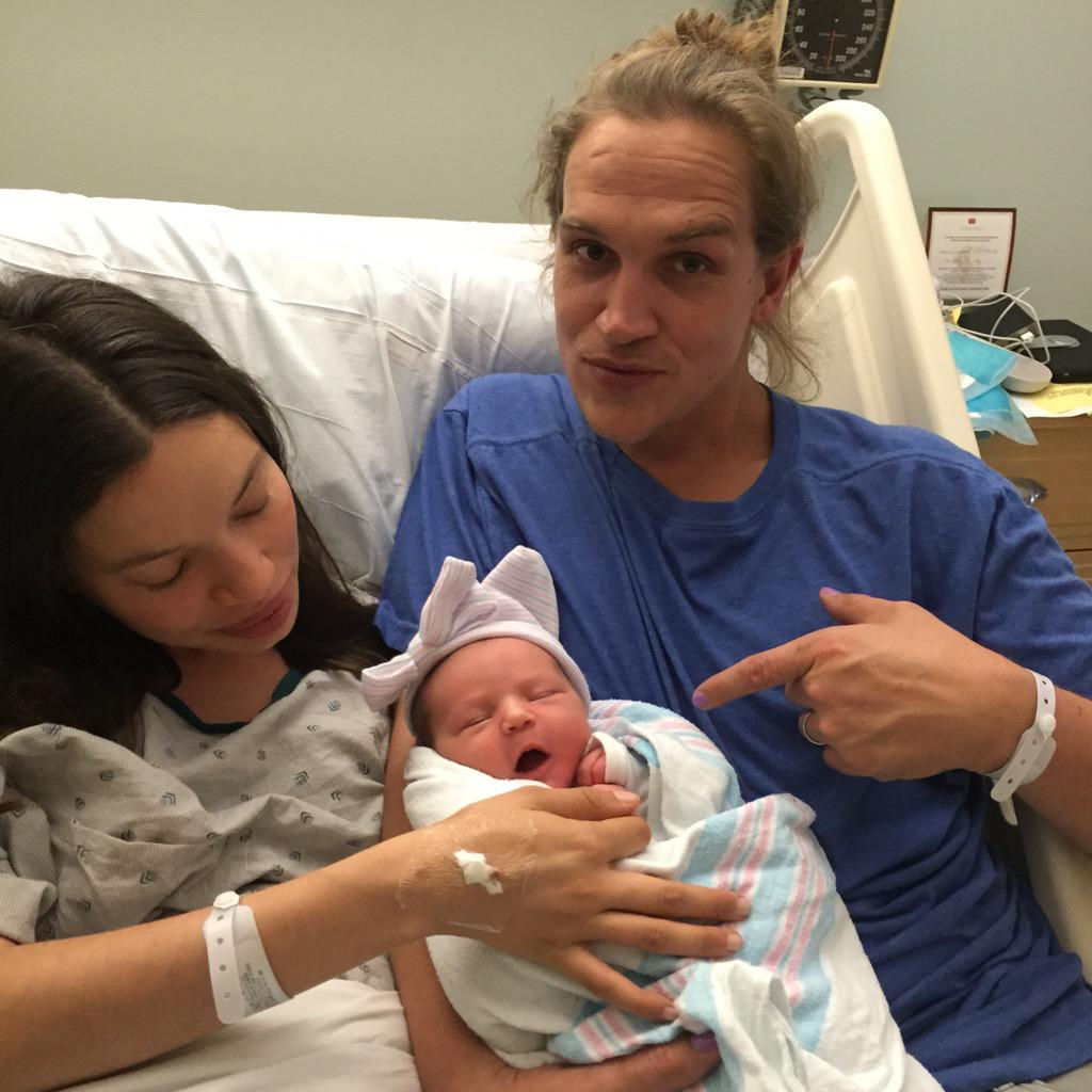 Jason mewes wife jordan monsanto welcome daughter logan for Jordan monsanto