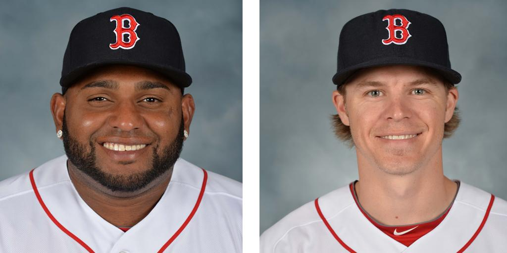 We are thrilled to announce that Brock Holt & Pablo Sandoval will be the 2015 #JimmyFund Co-Captains! #RedSoxNation http://t.co/5QWcVZ0j4T