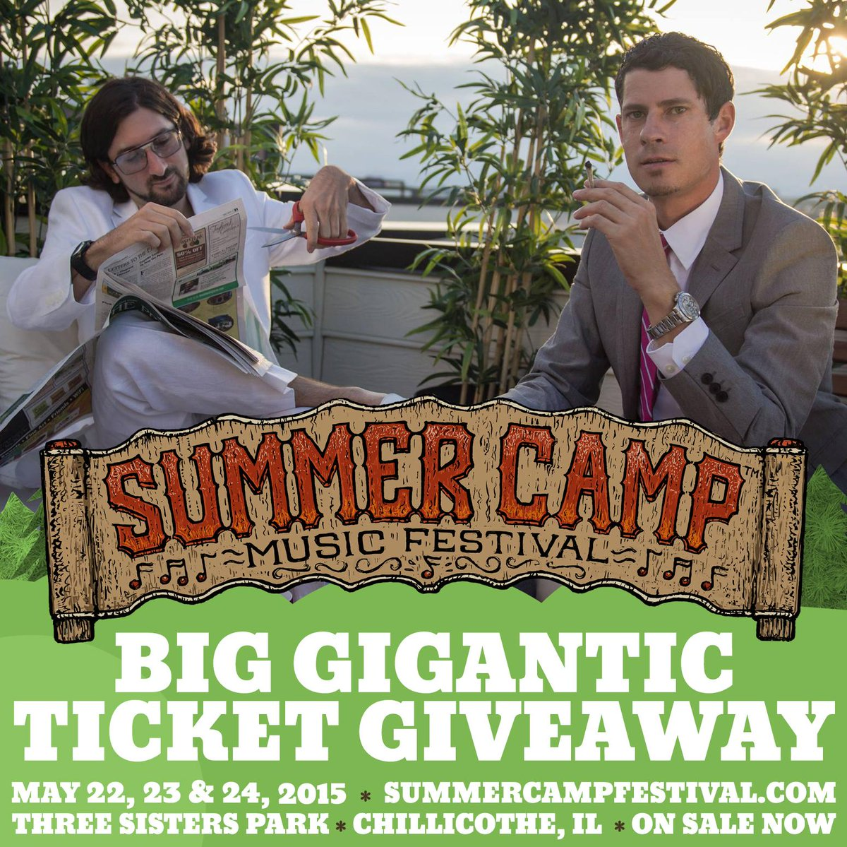 #SCamp15 GIVEAWAY!!!!! - follow @SummerCampFest + RT to enter to win 2 tickets! Info: http://t.co/346vqeYmn4 http://t.co/k1SsfC06Zn