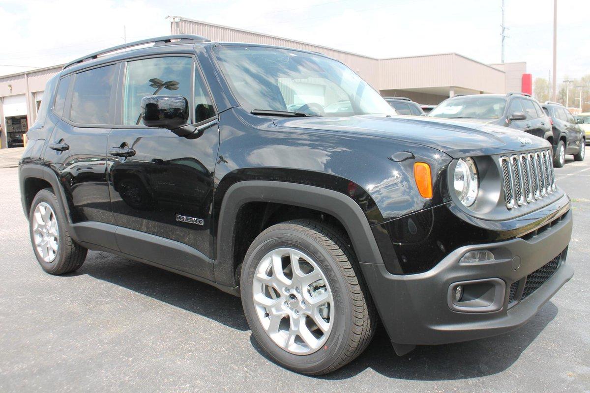 Fiat Chrysler migliaia di Jeep Renegades per rischio hacking