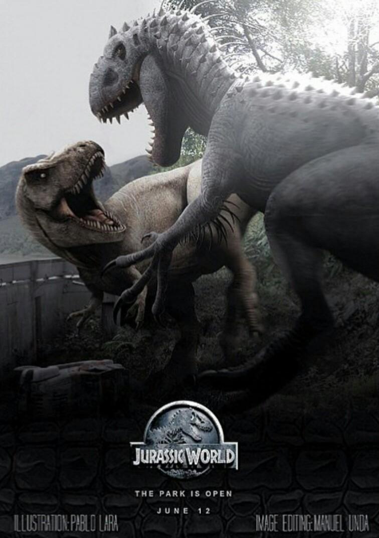 jurassic park dioramas: Cru00edtica u0026quot;Jurassic Worldu0026quot;