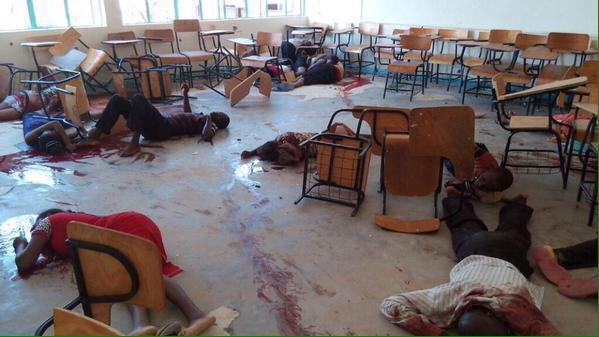 147 xtians murdered in #Kenya by peaceful Muslims..not a peep frm    'progressives' like @RaniaKhalek @dancohen3000 http://t.co/dpxTQkL7LA