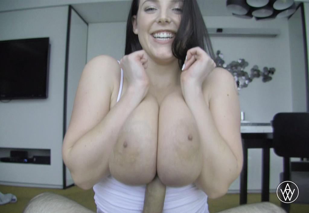 angela white titfuck swedish cumshot