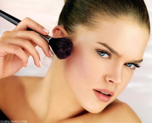 как правильно наносить повседневный макияж