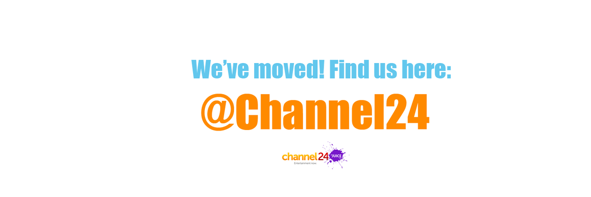 ATTENTION: We've moved! You can find us over here now ----> @Channel24 http://t.co/6Zkd3EEanr