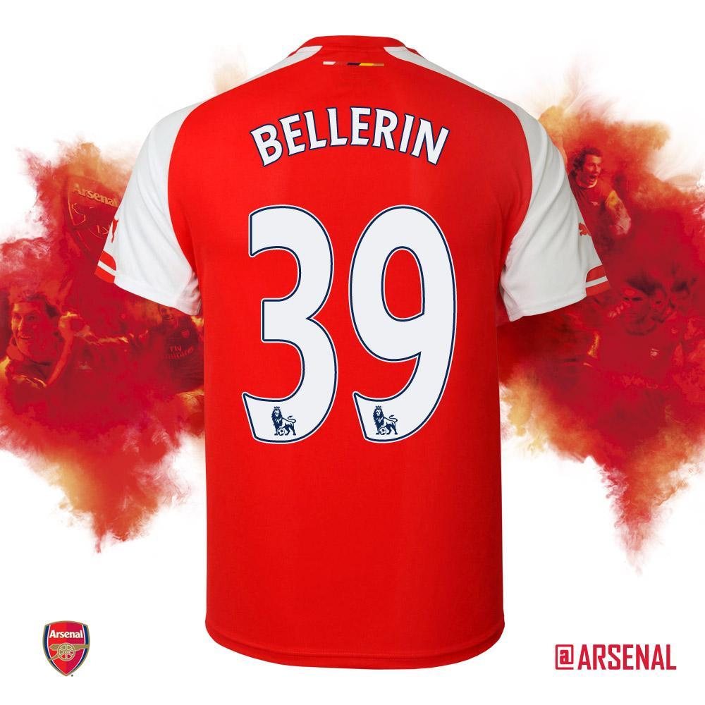 GOAL! Hector Bellerin! 1-0 (37) #AFCvLFC