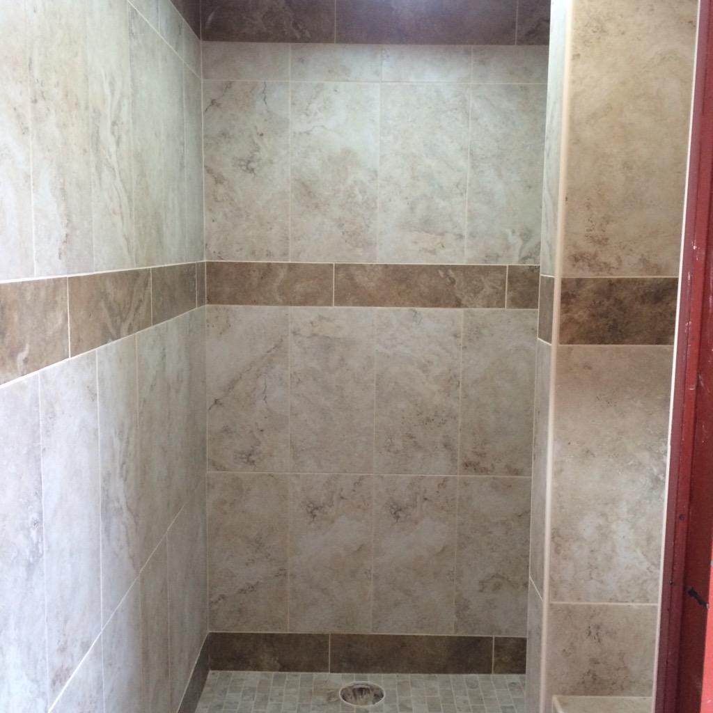 Stan Swaggerty Tile On Twitter New Tile Showers At Townsend KOA - Daltile knoxville