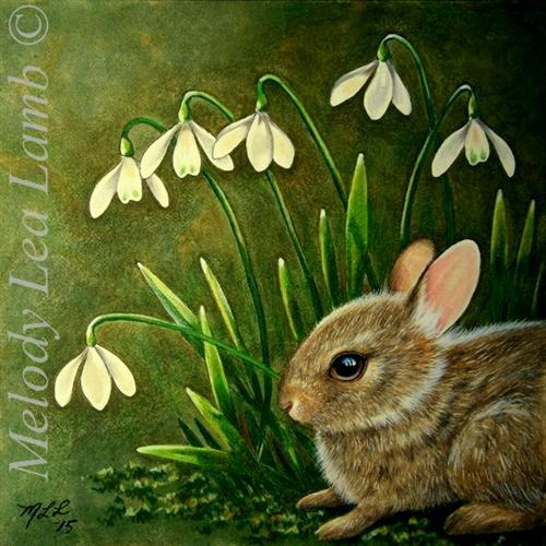 TYVM!! RT @DorriOlds: Happy Easter! Hope you had a Good Friday — beautiful art by @MelodyLeaLamb http://t.co/YDaECBxfCg
