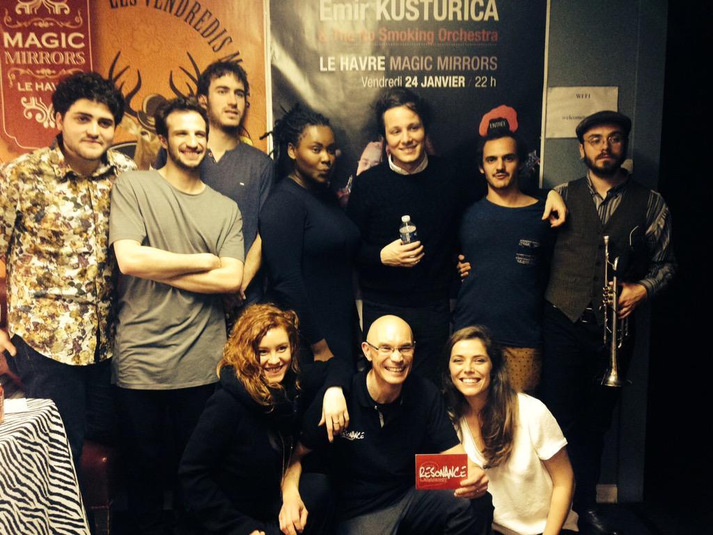 3 Avril 2015  Plateau d 'artistes au Havre pour la radio Resonance FM CBvsxpzWAAAgQOT