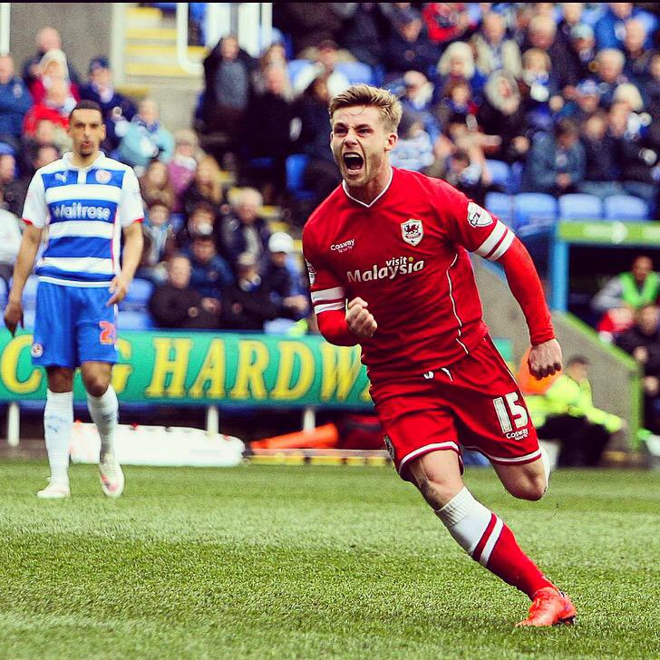 Thanks for the messages people appreciate it! Good point away from home today. Happy to get on the score sheet aswell http://t.co/RIQbA1Ormb