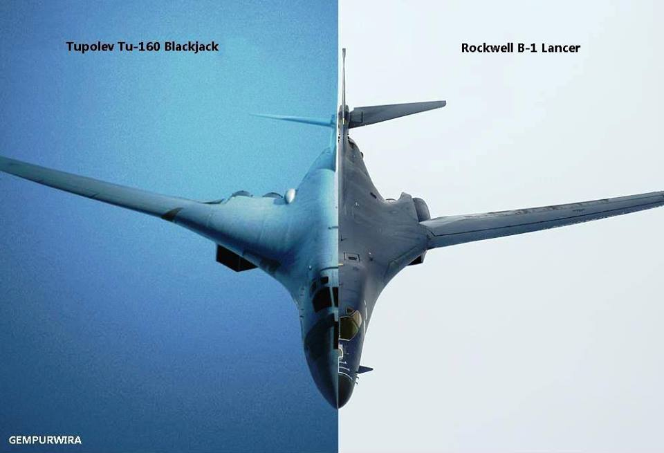 "Latino F. on Twitter: ""TOO MANY MATCHES !! Tupolev Tu-160 ... B1 Lancer Vs Tu 160"
