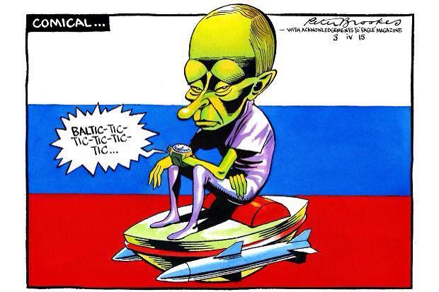 """Указ Путина о засекречивании военных потерь в мирное время делает армию неуязвимой для критики, - """"Frankfurter Allgemeine Zeitung"""" - Цензор.НЕТ 3340"""