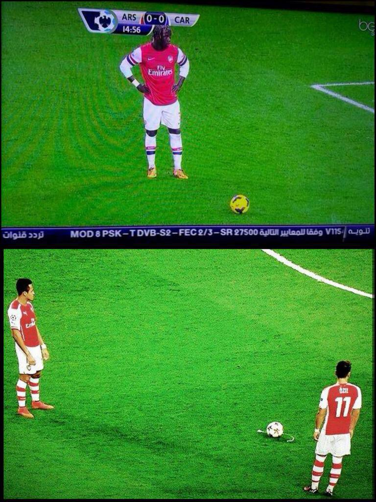 """@OsmanZtheGooner: Past & Present http://t.co/0ReUOqyzEp"" that wasn't life"