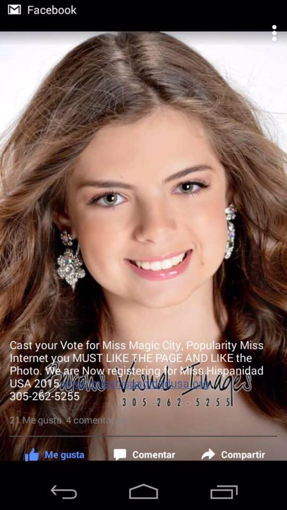 @TheCarlosPena @alexavega guys help Veronica win. Go to Facebook Missmagiccitypageant . Please click like on Veronica http://t.co/ceNJDjnFB2