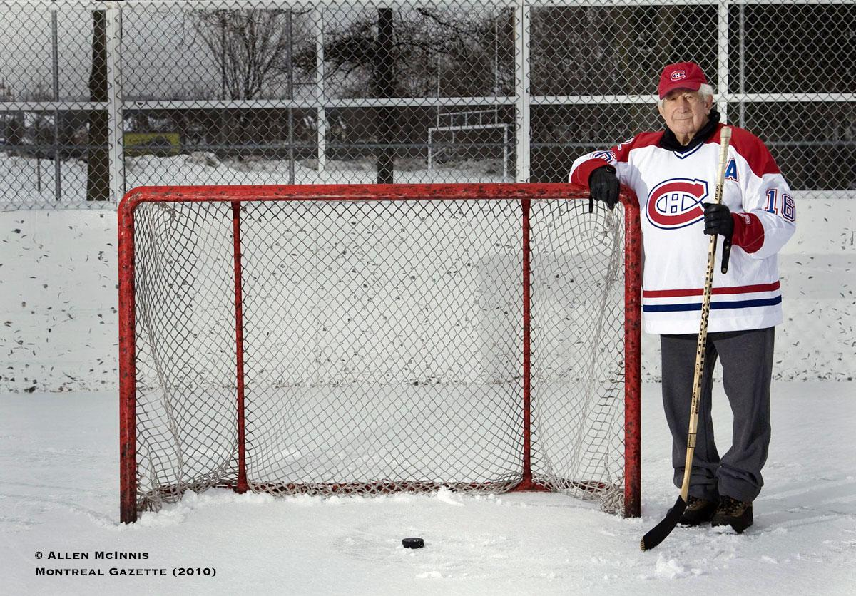 I'm heartbroken to report that #Habs icon Elmer Lach, 97, died this morning following a stroke suffered last Saturday http://t.co/Ek7FD8IPCo