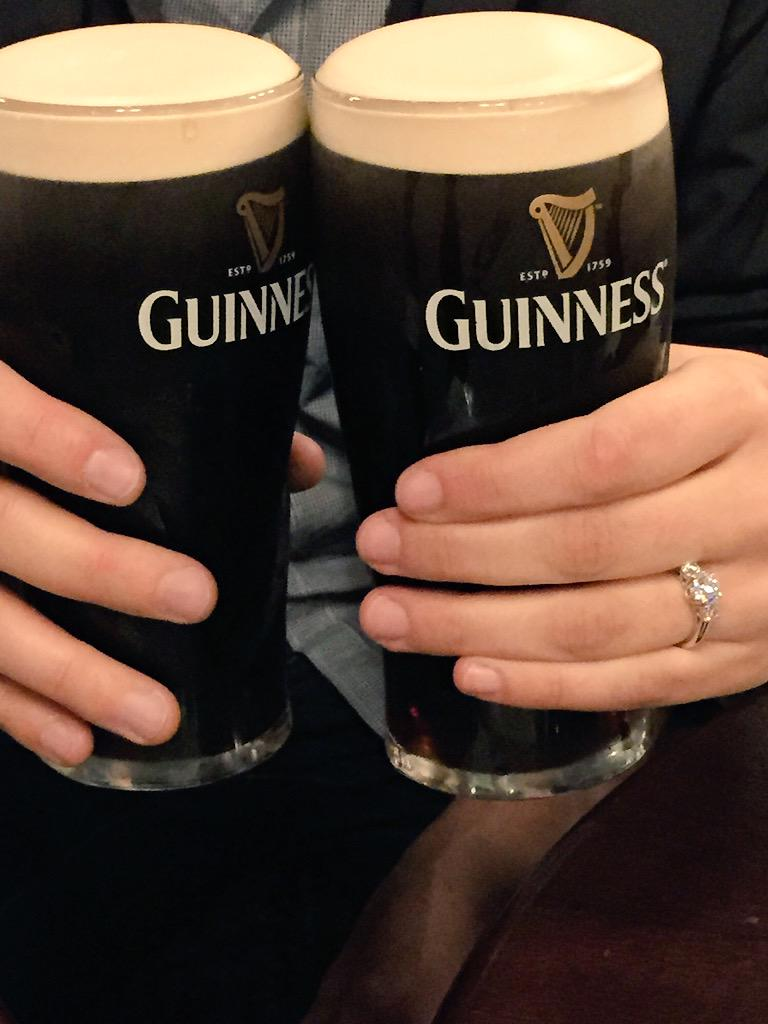 It's a lovely day for a Guinness! http://t.co/xVuKab76VQ