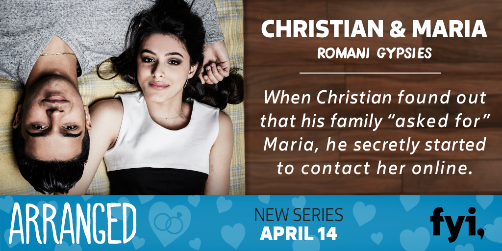 Arranged maria christian dating