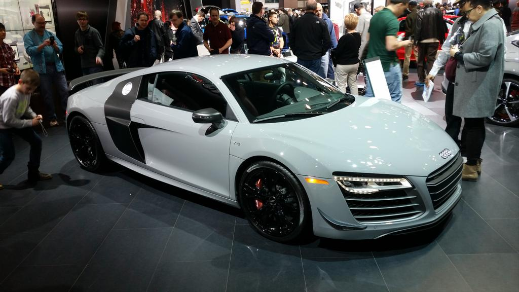 Monster. @Audi #R8 #NYIAS http://t.co/CVK6kOHZeg