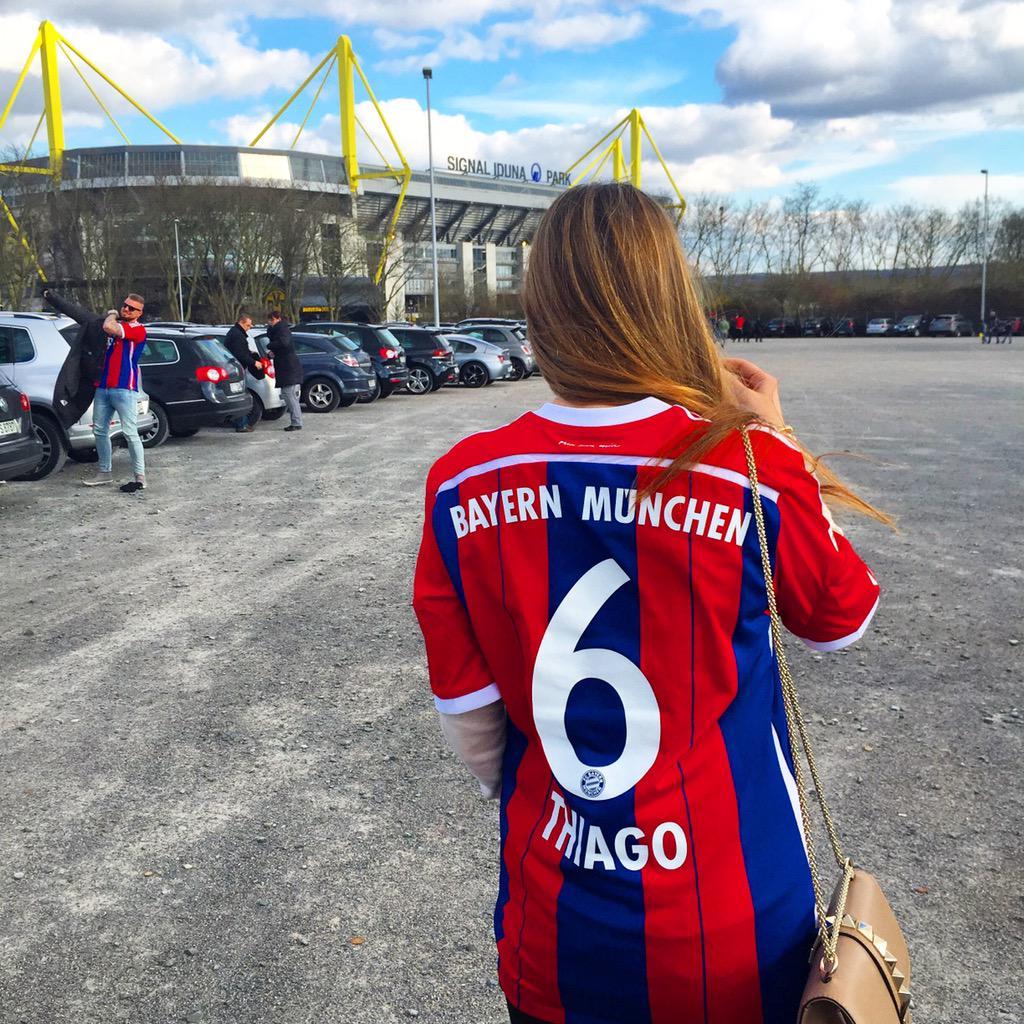 Auf geth's FC Bayern!!