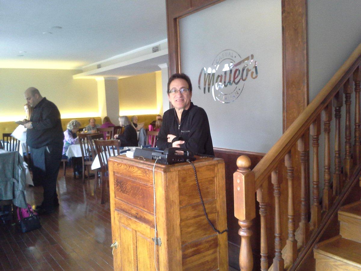 Ann Marie Donegan On Twitter Matteo S Restaurant Olmsted