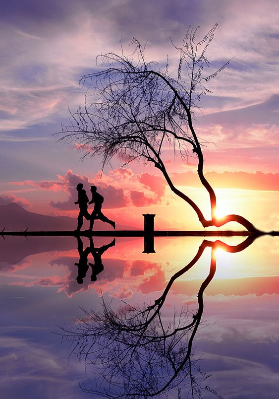 An absolutely PERFECT reflection. pic.twitter.com/kSWfhyBrLh