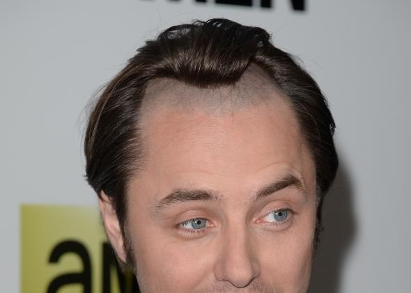 Watch Pete Campbell S Hairline Recede Over Seven Seasons
