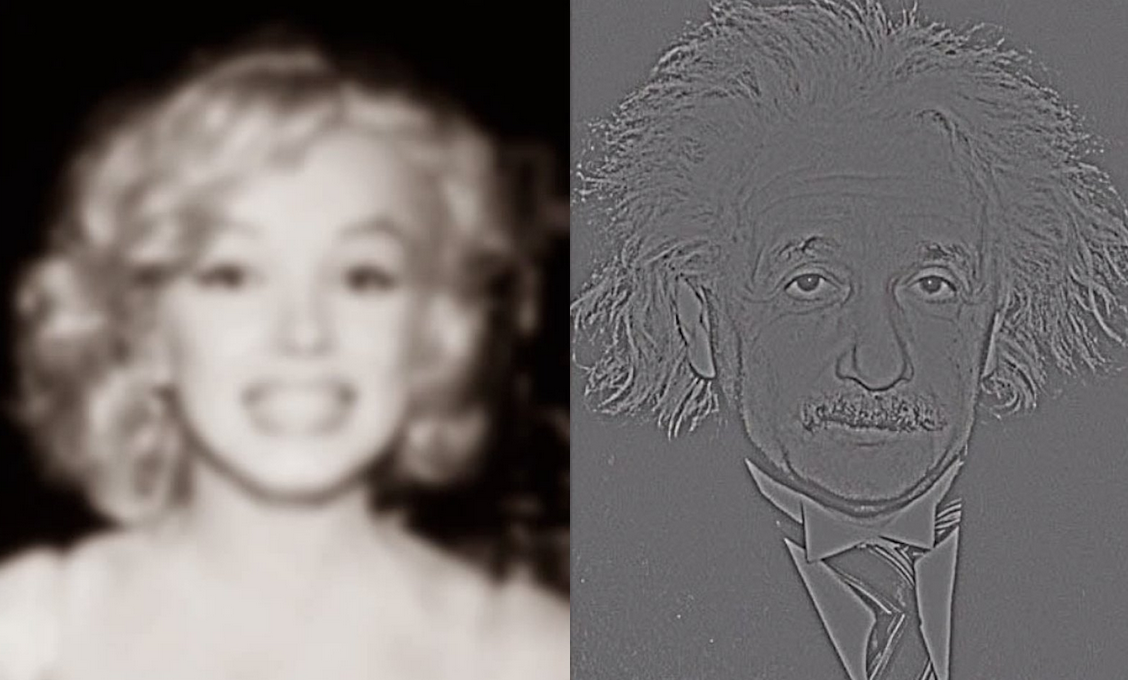 Do you see marilyn monroe or albert einstein in this optical illusion  -  scoopnest.com 175bd3859939